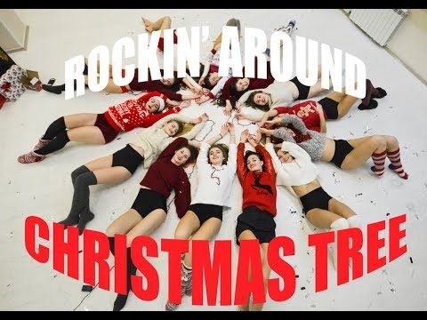 CHRISTMAS DANCE | BRENDA LEE - ROCKIN AROUND CHRISTMAS TREE | by RISHA