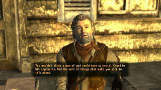Fallout: New Vegas (PC) - Hanlon Talks About the History of Caesar's Legion