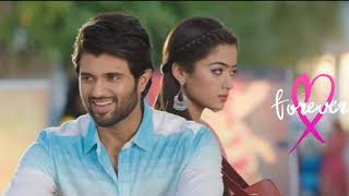 TUHI Meri Duniya Jahan Ve Video Song |Romantic Love story | Rashmika mandanna | Vijay Deverakonda