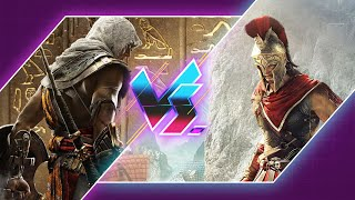 Assassin's Creed Origins Vs Odyssey - Which Is Better?   Versus