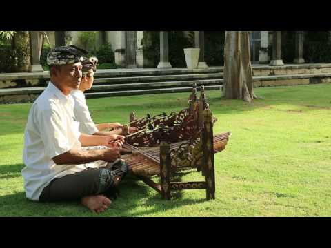 Rindik, The Balinese Musical Instrument