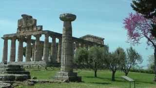 Greek ruins in Rome