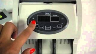 PRO 40 UMI NEO(PRO 40 UMI NEO — полнофункциональный компактный счетчик банкнот по доступной цене. Пересчет и детекция валют..., 2014-08-04T09:31:52.000Z)