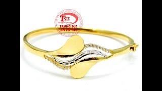 Vòng tay tình yêu,Vòng tay vàng yêu quý,Vòng tay vàng tay giá rẻ,TSVN015169