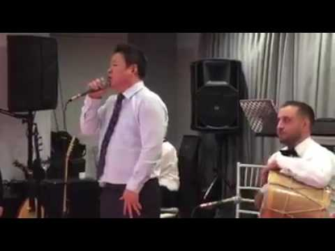Chinese singing Armenian