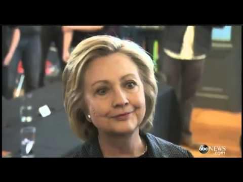 Hillary Europop Nod