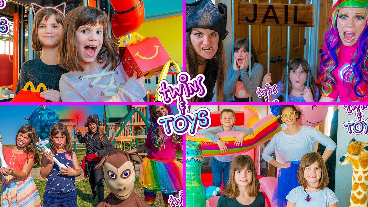 Download Kate and Lilly Favorite Videos with Princess Lollipop, Sunshine, and the Pirate Witch!