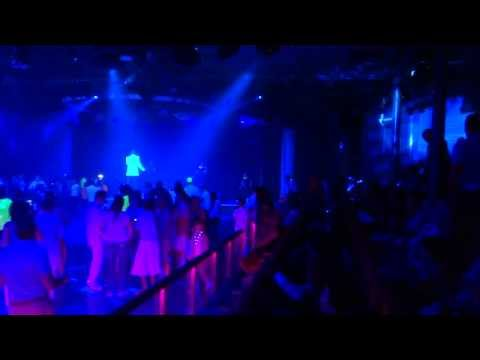 Allure Of The Seas Glow Party Cruise director Ken Rush HD 1080p