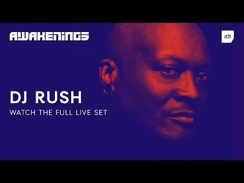 Awakenings ADE 2018   DJ Rush