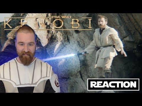 Kenobi: A Star Wars Fan Film (2019) - Fan Film Reaction!