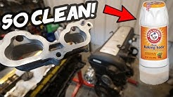 Maybe the BEST way to clean CAR PARTS?!