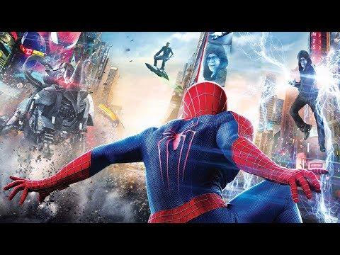 Обзор Новый Человек-паук: Высокое напряжение (Гуфовский)