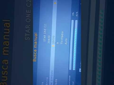 Sintonizar parabólica com midiabox tv b2
