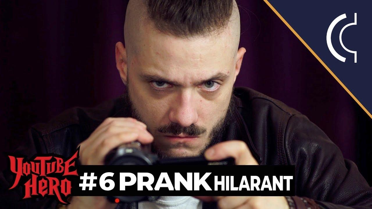 PRANK HILARANT – Youtube Hero #6