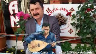 Gambar cover TAHSİN ÖZTAŞ  - Kimim kaldı ah babam kimim kaldı