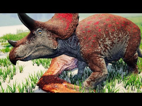 THE ULTIMATE BATTLE ROYALE - 100+ DINOSAURS FIGHTING TO THE END! | BATTLE OF THE GIANTS #4 from YouTube · Duration:  29 minutes 18 seconds