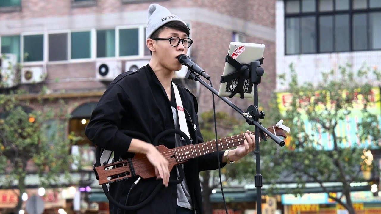 20141108 練懿樂 - 天后(陳勢安) 吉他彈唱 - YouTube