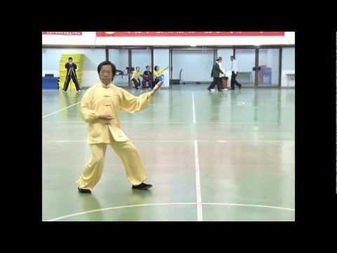 Taiji quan style Yang - école Wang ZhiHe - forme r...
