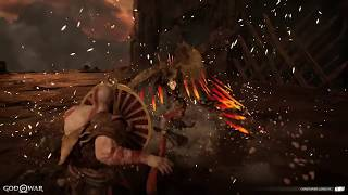 God of War Character and Cinematic Effects - Christopher Lloyd
