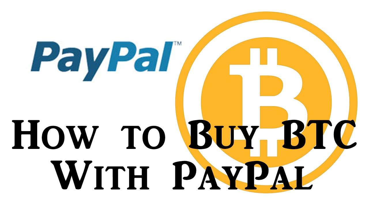 How to buy bitcoin with paypal or credit card youtube ccuart Images