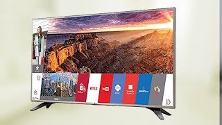 LG 32LH602D 80 cm (32 inches) HD Ready Smart LED IPS TV