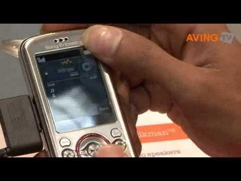 [No-Edit MWC 2009] Sony Ericsson to present its 'W395 Walkm'