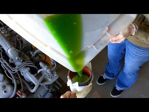 Reuse Filter Recycle Engine Coolant Antifreeze | DIY Everyth