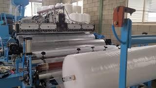 에어캡공장 생산설비