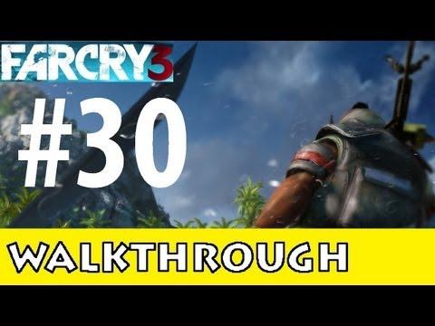 Far Cry 3 - Walkthrough Part 30 - Hubert Shore Power [Commentary] [HD PC]