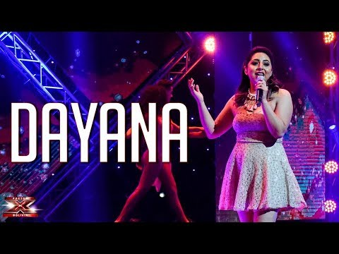 VIDEO: Dayana - Pero Me Acuerdo De Ti | Factor X Bolivia 2018