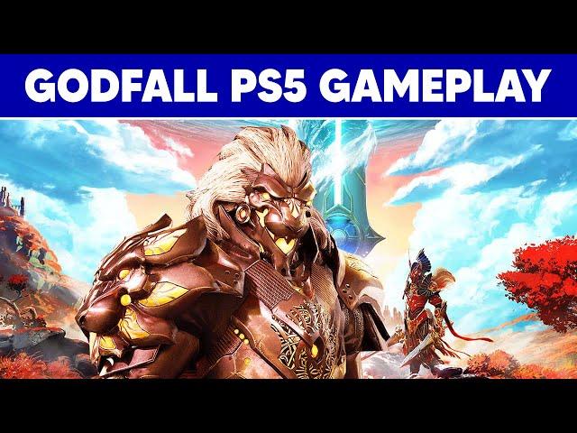 Godfall (видео)