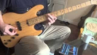 José James Vanguard Bass Jam