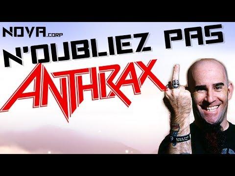 N'oubliez pas Anthrax - Rap, Big 4, John Bush ?