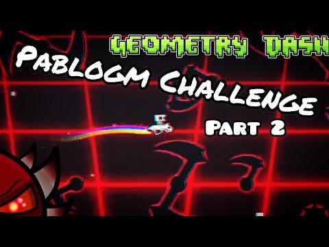 PabloGM Challenge #2 | Geometry Dash