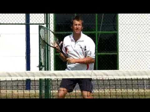 Rebound Tennis Trainer official commercial (UK)