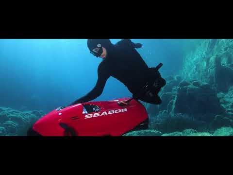 Seabob Aquatic Human