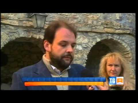 """TgR Liguria """"Il Settimanale"""" del 3 gennaio 2015 - Il Principato di Seborga"""