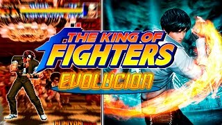 The King of Fighter Evolución (1994 - 2016)