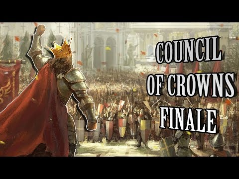 Sort the Court!   Part 13 - End?!   THE NEWEST MEMBER OF THE COUNCIL OF CROWNS   Let's Play Gameplay