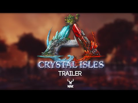Isolde Gaming is creating Iso: Crystal Isles! An ARK