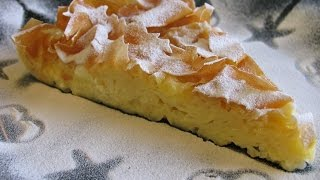 The Most Amazing Bulgarian Traditional Pudding