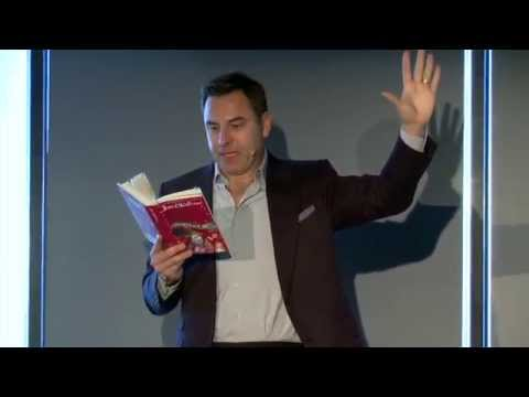 David Walliams in Conversation with Eddie Perfect