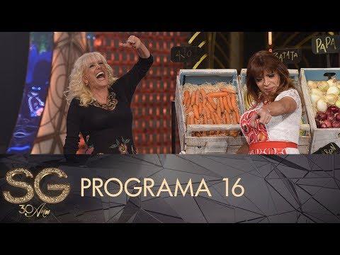 Programa 16 (08-10-2017) - Susana Giménez 2017