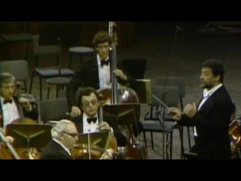 Vivaldi The Four Season Le Quattro Stagioni Dirige Zubin Mehta