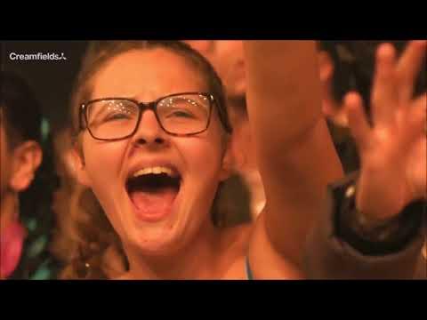 Tiësto - Live @ Creamfields UK 2018 [FULL SET]