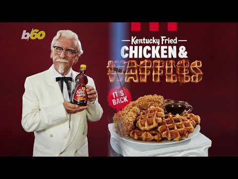 None - KFC Is Already Bringing Back Chicken and Waffles