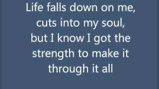 Raise It Up - lyrics