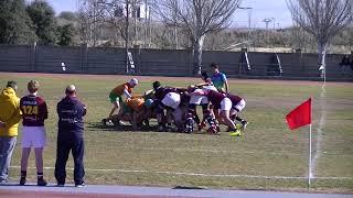 S16 Rugby Club Valencia - Sanitas Alcobendas 10/12/19 (2)