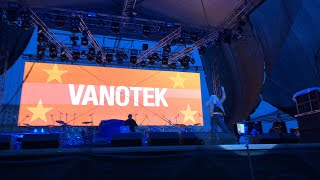 Vanotek - My Heart is Gone, concert (9 mai 2018 Ziua Europei)