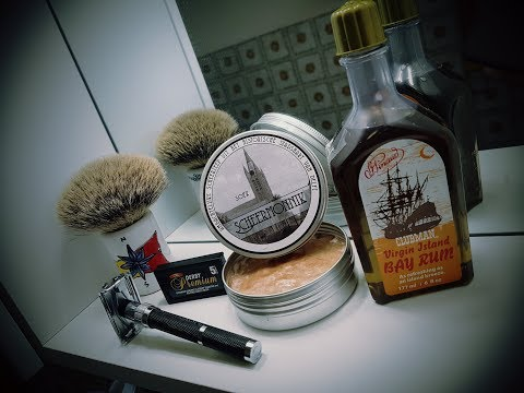 Shaving Soap Scheermonnik Soek - Vie Long 96R - PantaRei Silver Tip- Derby Premium